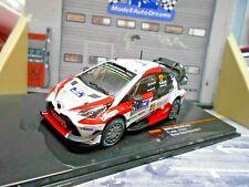 TOYOTA Yaris WRC 2017 WM Rallye 1000 Lakes Finnland #12 Lappi Gazoo IXO 1:43