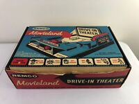 1959 Remco Movieland Drive-In Theater Complete No Cars