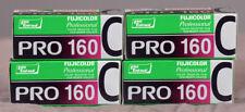 Fujicolor Pro 160C 120 format (4 single rolls) Expired kept frozen