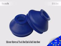 2 X UNIVERSAL Dust Boot Silicone 13 31 23 Track Rod End and Ball Joint Boots