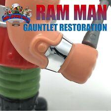 MOTU - Ram Man Replacement Gauntlet Sticker - Heman Masters of the Universe