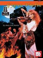 Mel Bay'S Gypsy Violin Fiddle Book New