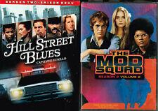 Hill Street Blues - Season 2 ( 3-Disc Set, Canadian Full Frame) + The Mod Squad