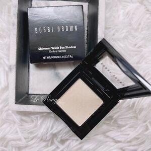 Bobbi Brown Shimmer Wash Eye Shadow Bone 16 NEW IN BOX .08 OZ