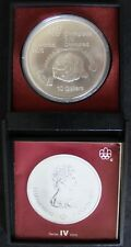 1975 | Canada 1976 Montreal Olympics 10 Dollars Coin | Silver | Coins | KM Coins