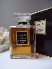 CHANEL COCO EDP 50ml Splash Rare Vintage First Formula 1980s New Not Mint Box