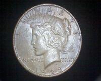 1923 PEACE SILVER DOLLAR #16097