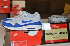 Nike Air Max 1 Lunar OG Blue SZ 12 Wmns = 10,5 US men RARE SIZE
