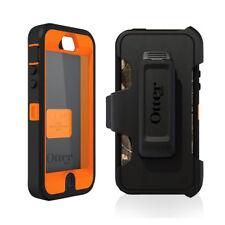 OtterBox Defender Series Case Realtree Camo for Apple iPhone 5/5S/SE - Orange
