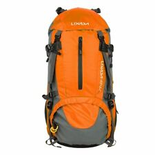 Lixada 45L+5L Waterproof Backpack Hiking with cover Lluvia Camping