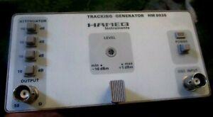 Vintage Hameg Instruments Tracking Generator HM8038 HM 8038