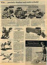1974 ADVERTISEMENT Model Wankel Engine T Rex Lone Ranger Tonto Superstar Riser