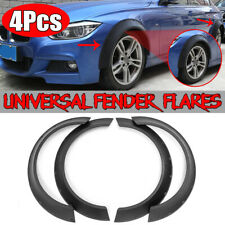 Fender Flares 60mm+80mm Wide Body Kit Wheel Arches Durable For BMW E36 E46 G30