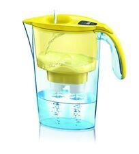 Giallo/trasparente 1.0 - 1.99 litri Caraffa filtrante Laica gialla J431h (6br)