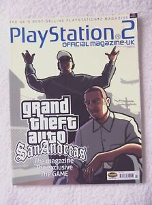 33559 Issue 48 Official UK Playstation 2 Magazine 2004