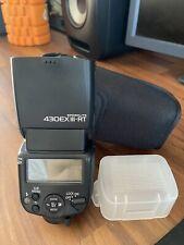 Canon Speedlite 430EX III-RT Flash for Camera