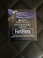 Purina Diet FortiFlora Supplement For Dogs 30/pk