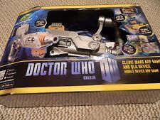 DOCTOR WHO BBC Cleric Wars App Game QLA Device Mobile Device App Game box