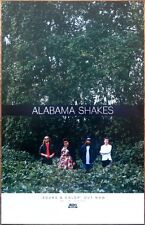 ALABAMA SHAKES Sound & Color Ltd Ed RARE New Poster +FREE Indie Rock Folk Poster