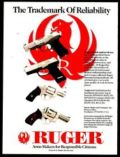 1993 Ruger Kp89Dao.Kp3Dao.Sp101.Kgpf -33 Pistol and Revolver Ad