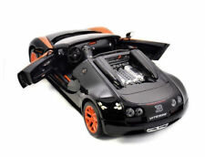 RASTAR 2014 Bugatti Veyron Grand Sport Vitesse Black 1:18*New!