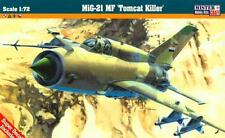 MiG 21 MF TOMCAT KILLER (IRAQI, POLISH, CZECH & LUFTWAFFE MKGS) 1/72 MISTERCRAFT