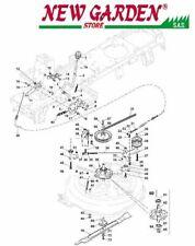 -caracteristica Injerto Hoja 66cm XE966HDB B&S950 Tractor Podadora Castelgarden