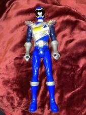 Blue Power Rangers 11 inch