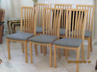 """Danish Set of Six Chairs by """"Skovby SM 66"""" Made in Denmark"""