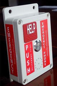 emergency PHONE  , KING ADA Elevator PHONE , IP61 WATERPROOF , viking electronic