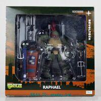 Revoltech TMNT Teenage Mutant Ninja Turtles Assembled Toy Action Figure Raphael