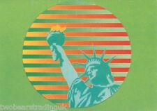 Postcard: Ian Pyper, Designer - Postcard From New York #2: Liberty (Boomerang)