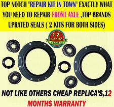 Par (X2) Para Suzuki Jimny King Pin Girar Rodamiento Dirección Kit De Reparación HUB Sello