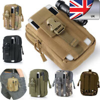 Mens Bag Accessories Belt Pack Waist Pouch Backpack Tactical Army Camping Bag