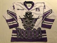 Verbero Voodoo Custom Hockey Jersey Power play Arena Youth Medium