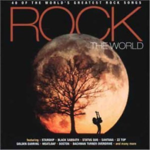 Rock The World (US IMPORT) CD NEW