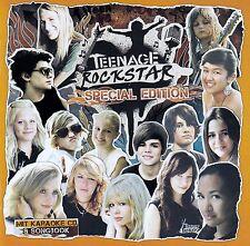TEENAGE ROCKSTAR SPECIAL EDITION / 2 CD-SET (MIT KARAOKE CD & SONGBOOK) - NEW