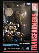Hasbro Takara Transformers Studio Series 09 Thundercracker TRU Exclusive MISB