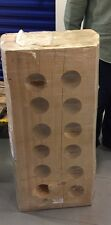 The Traditional Wine Rack Company Tree Trunk Wine Rack 12-Bottle