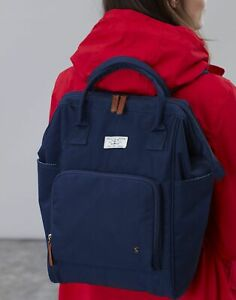 Joules Womens Coast Rucksack - French Navy - One Size