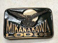 OA Lodge 101 Mikanakawa Belt Buckle