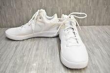 Adidas CloudFoam Revival Mid CG5713 Basketball Shoes, Men's Size 12.5, White