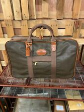 MULBERRY Large Vintage Scotch Grain Soft suitcase  Weekend Bag Holdall