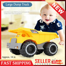 Toys for Boys Dump Truck Construction Vehicle Large Tipper Lorry Kids Xmas Gift