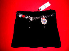 ONLY JEANSROCK ROMANTIK ROCKABILLY BoHo PATCHES HIPPIE BLOGGER S 36 NEUW.! TOP!