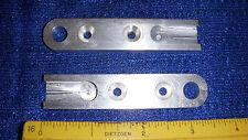 "*New Usamade* Aluminum Ilf Plates long with 1 3/4"" limb bolt kit."