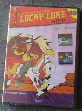 Les nouvelles aventures de Lucky Luke, les Indiens daltons, DVD N° 29