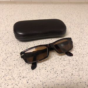 PERSOL 2718-S 24/47 Brown Tortoise Sunglasses Eye Glasses 54[]17 140 Frames Only