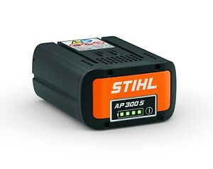 Batterie STIHL AP 300 S - 36 V -7, 2 Ah LI-ION Energie 281 WH System Akku Ap
