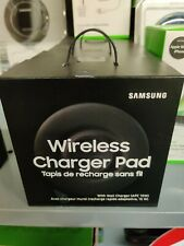 Samsung Qi Wireless Charger Charging Pad With Wall Charger (AFC 15W) (EP-P3100)